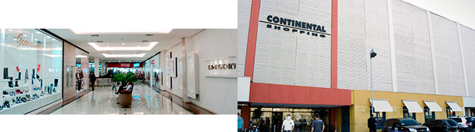 Continental Shopping Osasco