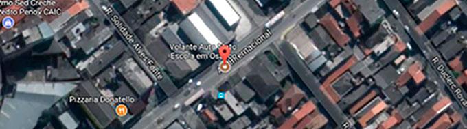 Avenida Internacional Osasco