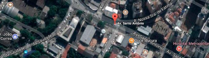 Avenida Santo Antônio Osasco