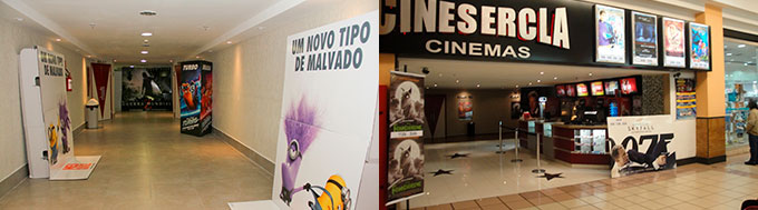 Cinesercla Osasco