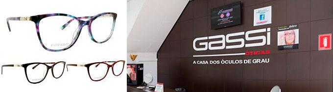 Ótica Gassi em Osasco  Produtos, Dicas, Telefone, Endereço ... 9b3bcd5852