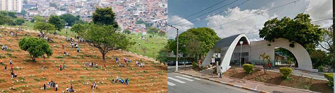 Cemitério Santo Antônio Osasco